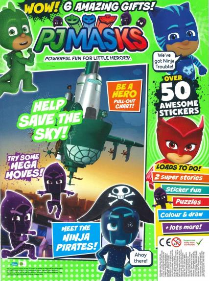 pj masks episode 100