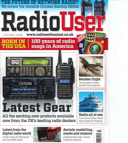 Radio User magazine