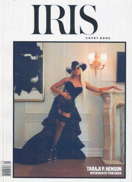 Iris Covet Book magazine