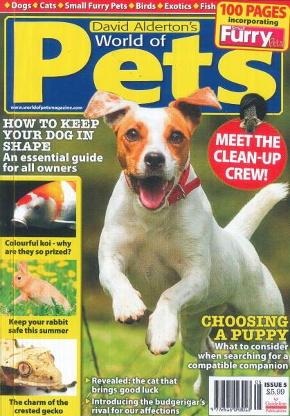 World of Pets magazine