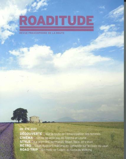 Roaditude magazine