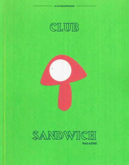 Club Sandwich magazine
