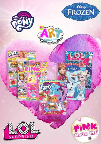 For Girls - Magazines for Schools magazine