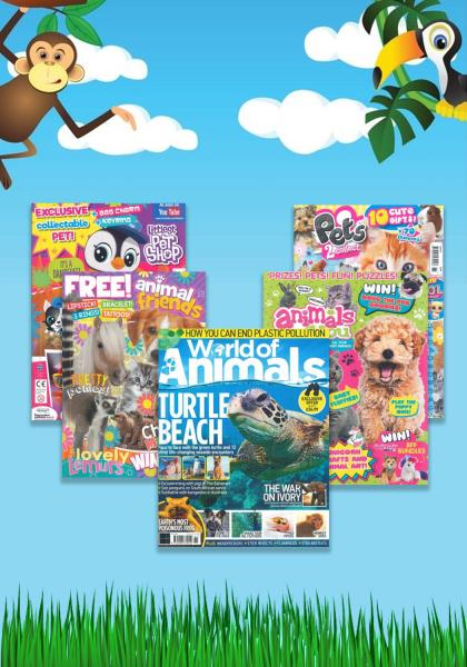 Animals - Magazines for Schools magazine