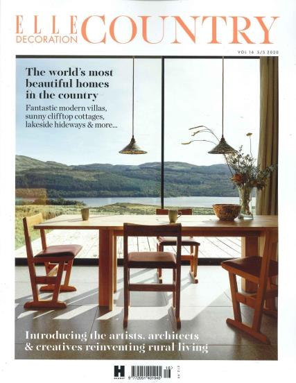 Elle Decoration Country magazine