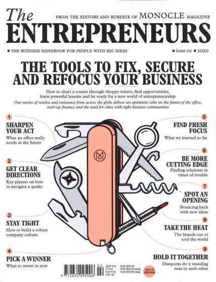 The Entrepreneurs magazine