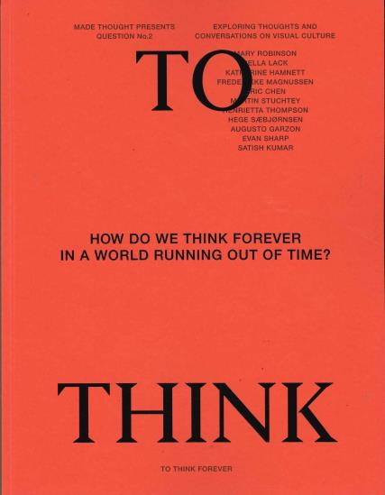 To Think magazine