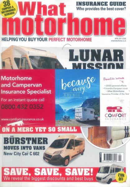 What Motorhome magazine
