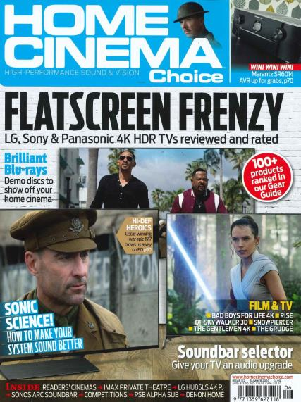 Home Cinema Choice magazine