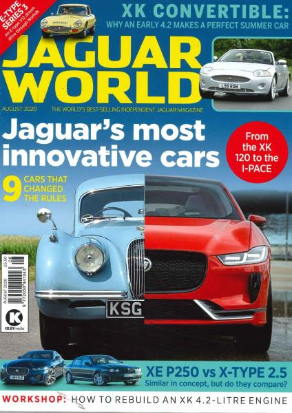 Jaguar World magazine
