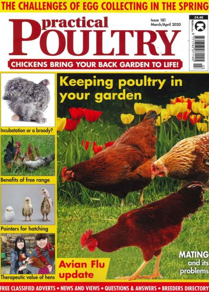 Practical Poultry magazine