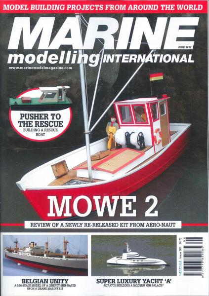 Marine Modelling International magazine