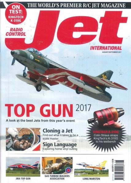 Radio Control Jet International magazine