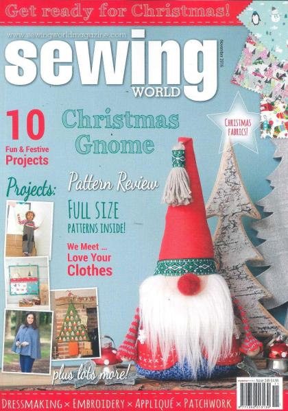 Sewing World magazine