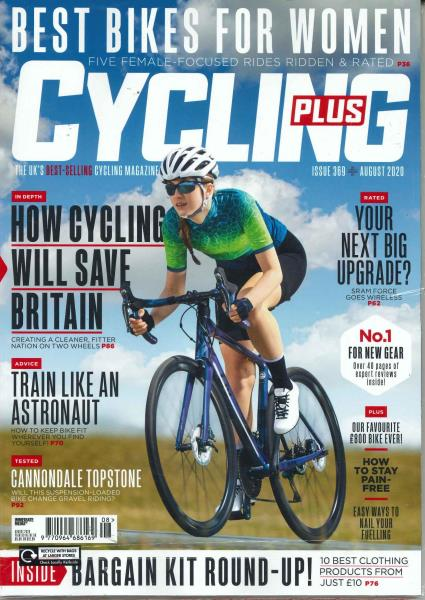 Cycling Plus magazine