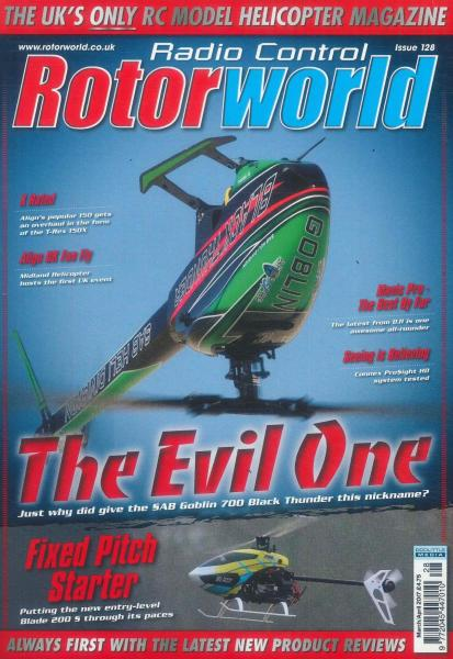 Rotorworld magazine
