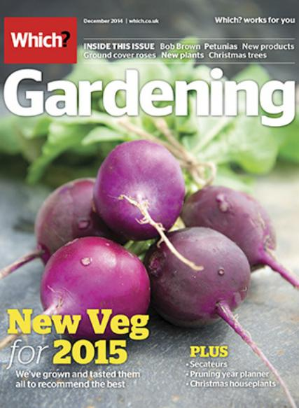 Click for Larger Image. Which  Gardening Magazine Subscription