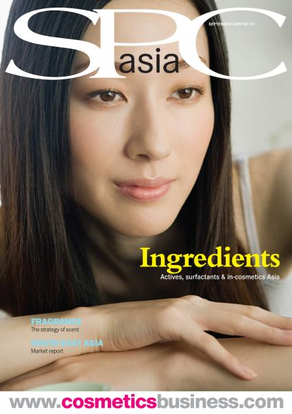 Soap Perfumery & Cosmetics -  Asia & China magazine