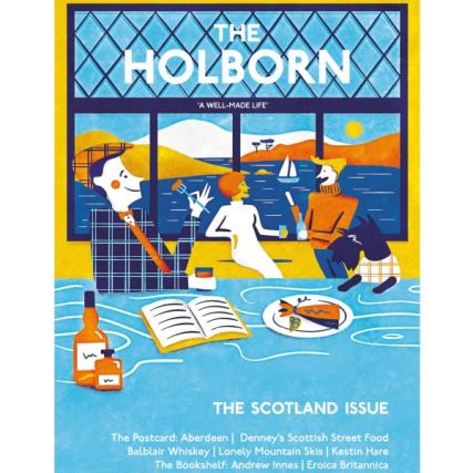The Holborn magazine