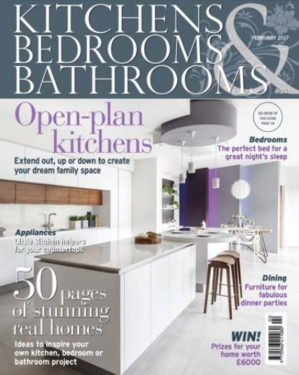 Kitchens bedrooms and bathrooms magazine subscription Beautiful bathrooms and bedrooms magazine