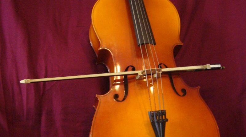 Violonchelo, violoncelo o chelo. No violoncello