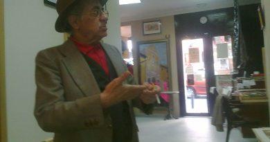 El maestro Jose Antonio