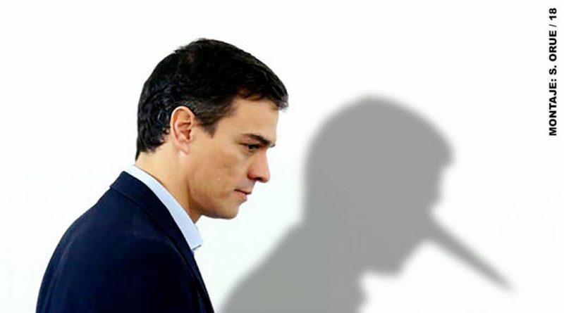 Sánchez también falseó su currículum, no tiene un máster del IESE ni fue jefe de gabinete en la ONU. Santi Orue