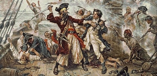 ataque pirata