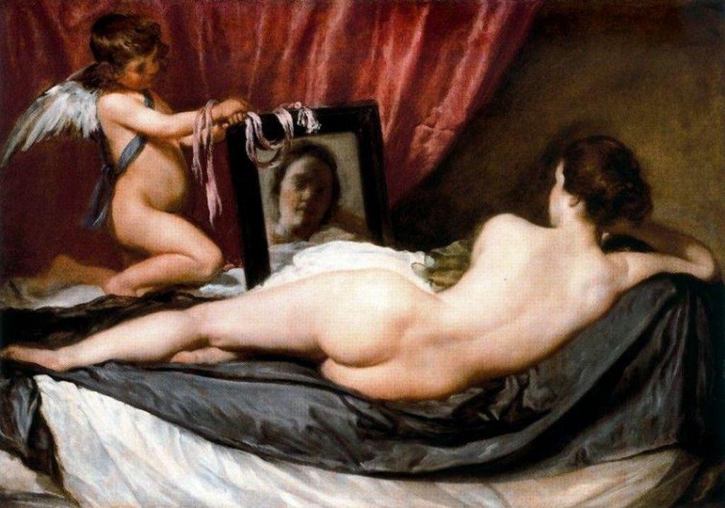 Velazquez Venus.del.espejo