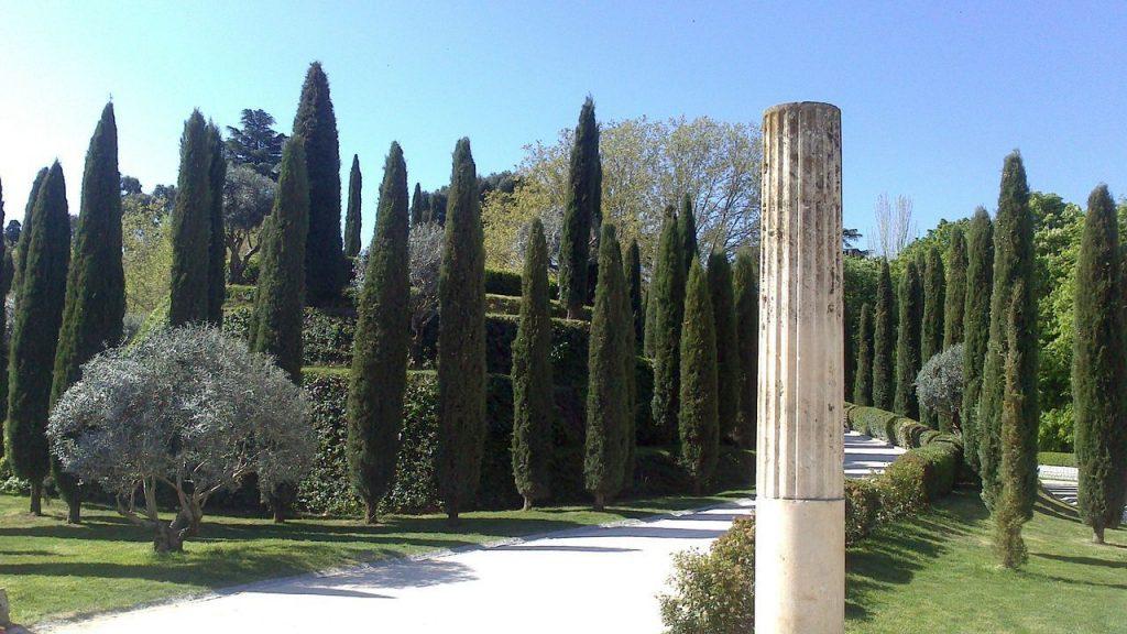 El Bosque de los Recuerdos. Fotos de Manuel Artero