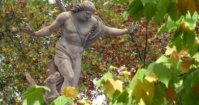 Fuente de Narciso en los Jardines del Príncipe (Aranjuez)