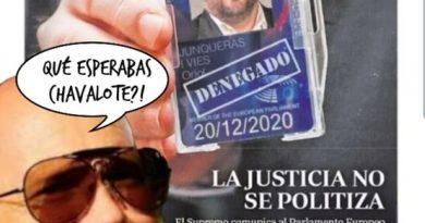 En la España del nuevo frente popular nada es un error