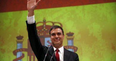 En su delirio Sánchez olvida la unidad de España
