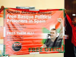 Los presos políticos y los terrorista
