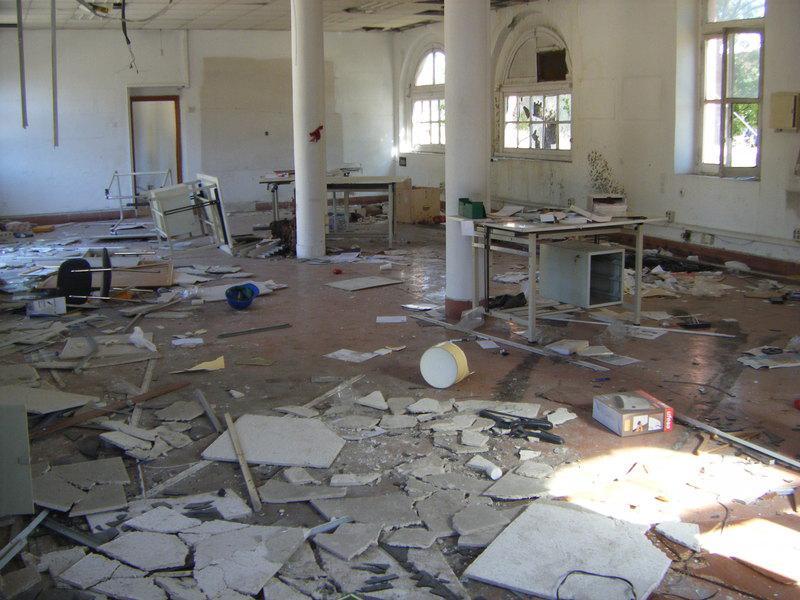 Foto 28.- Las oficinas de Tafesa el 16 de septiembre de 2013