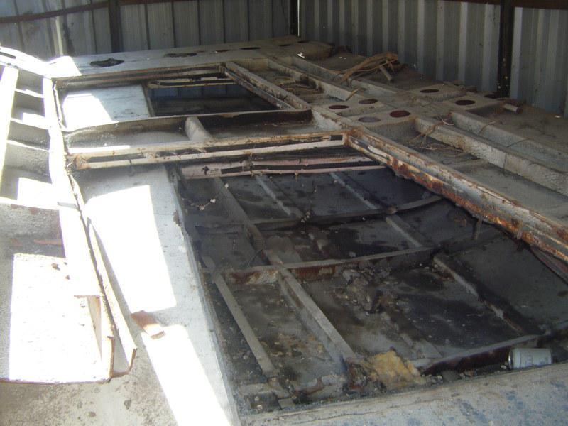 Foto 38.- Los restos del foco de Santa Eugenia el 16 de septiembre de 2013
