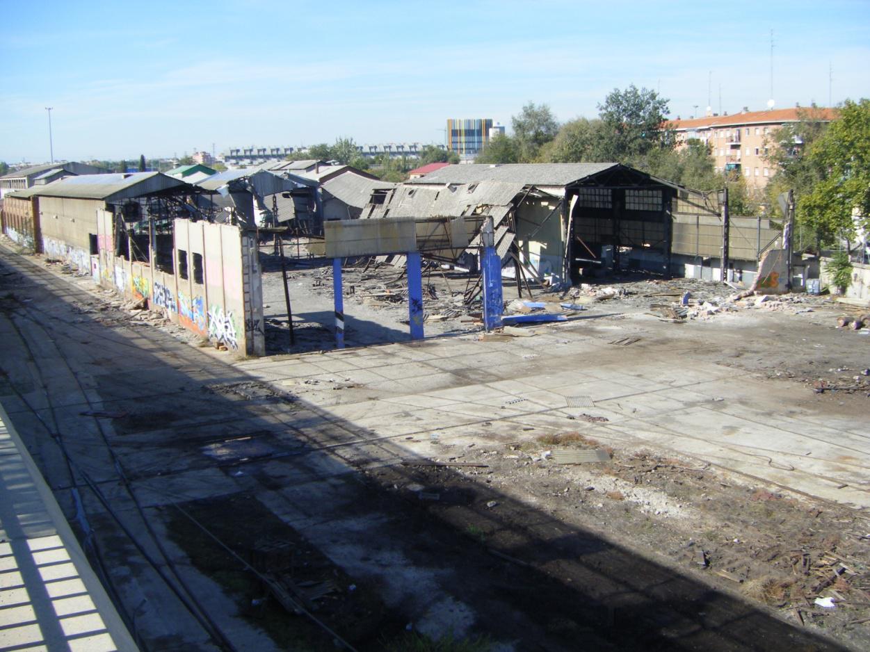 Foto 62.- El 2 de noviembre ha cesado toda actividad destructora