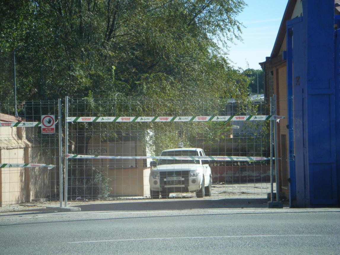 Foto 66.- Vigilancia tras la entrada de Tafesa el 2 de noviembre