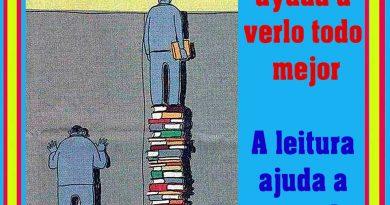 Leer te ayuda a verlo todo mejor