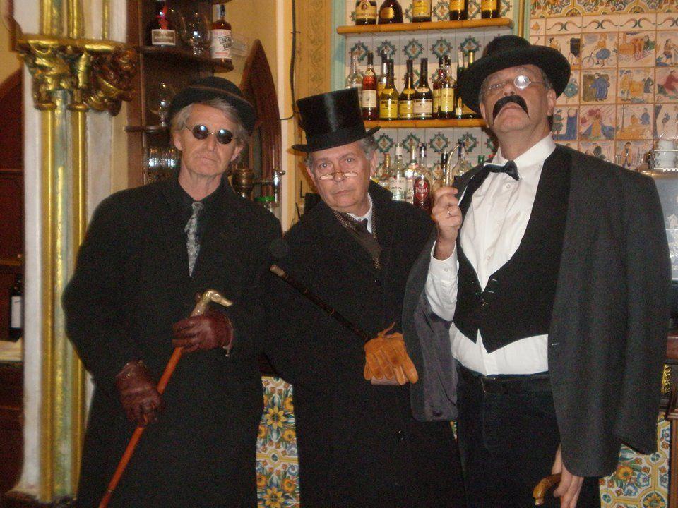 Jules de Salesville i Ratatouille, Rover Lang e Ibn Lactoplast.