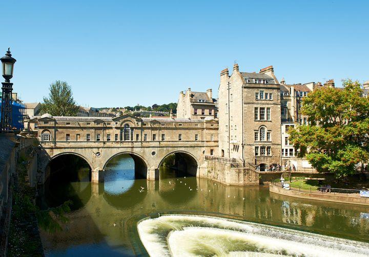 La ciudad de Bath