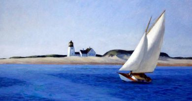 Edward Hopper La pata larga