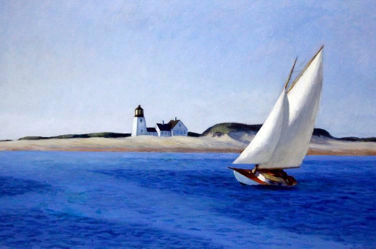 Edward Hopper La pata larga