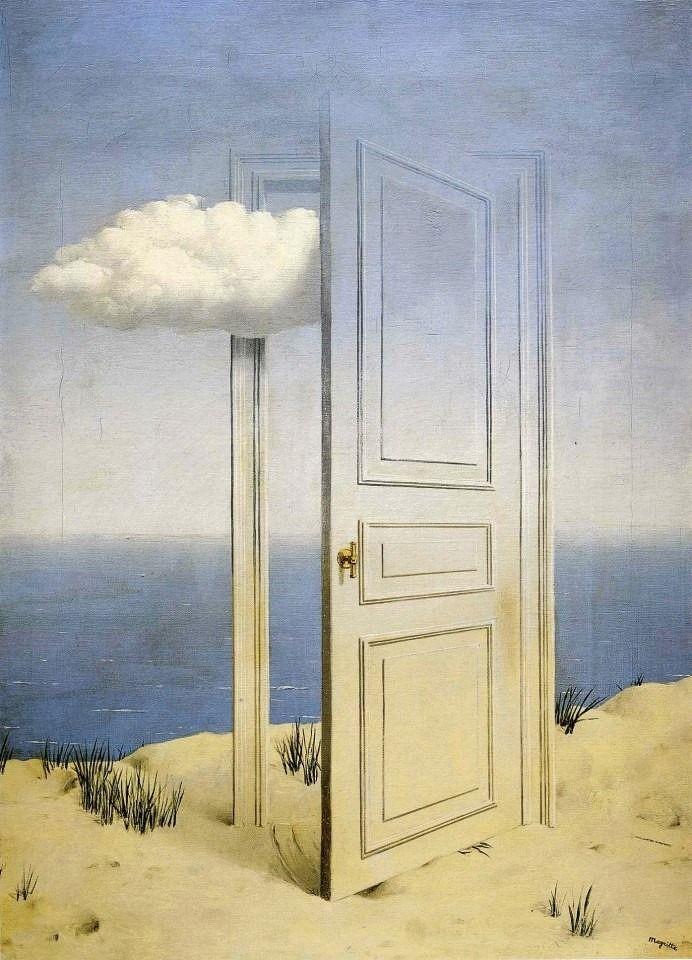 La vittoria de Magritte
