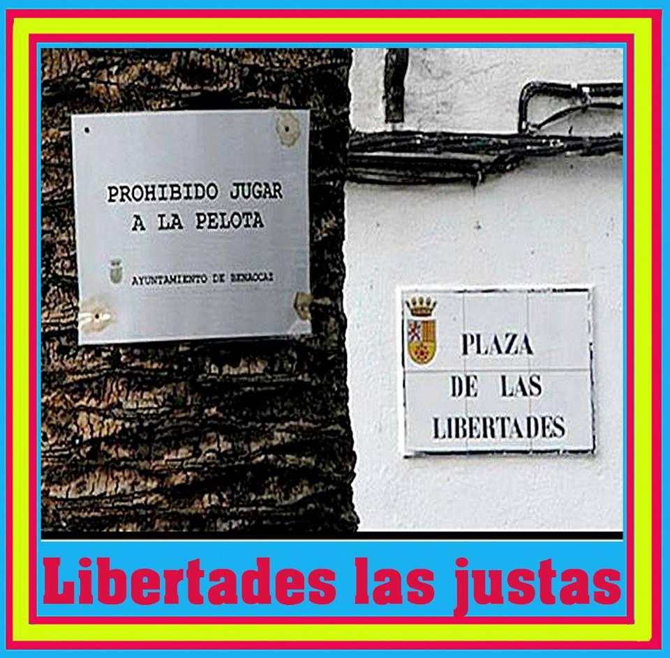 Libertades las justas