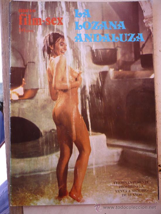 cartel de La Lozana andaluza de Vicente escrivá