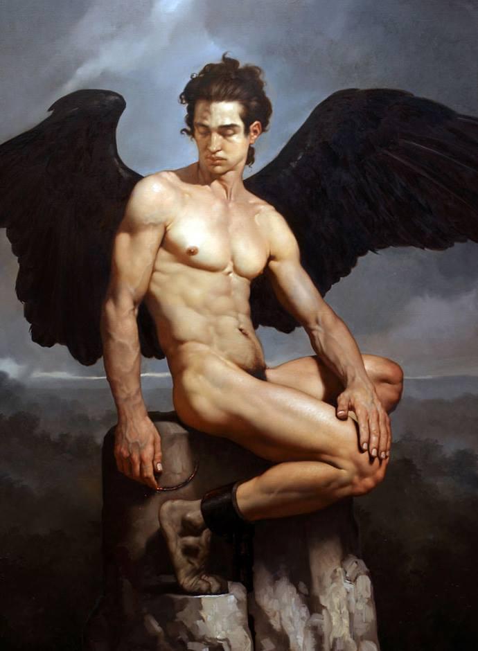 Lucifer de Roberto Ferri