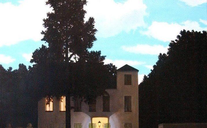 Magritte L´Empire des Lumieres II