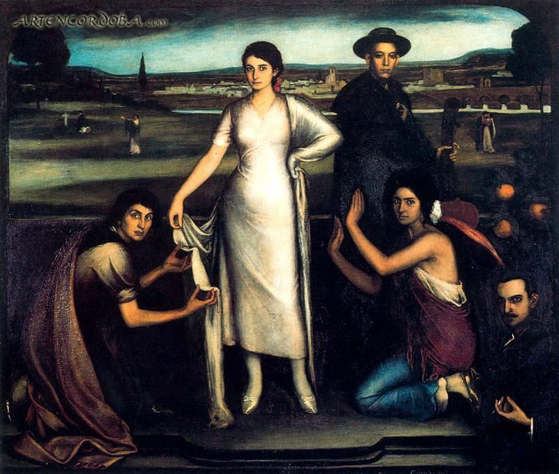 MUSEO_JULIO_ROMERO_TORRES_NUESTRA_SENORA_ANDALUCIA