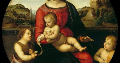 Raffaello Sanzio popularmente conocido como Rafael